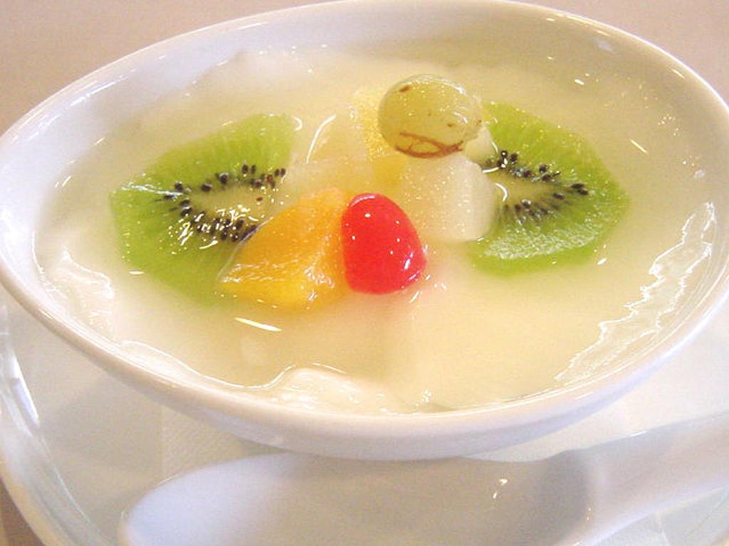 杏仁豆腐 - デザートNo1
