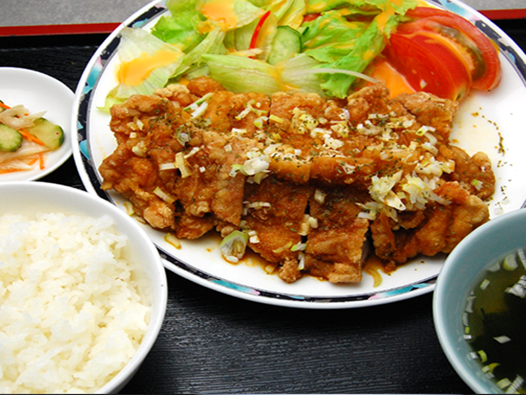 ユーリンチー定食 - 定食人気No1