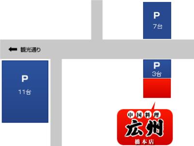 橋本店 駐車場他